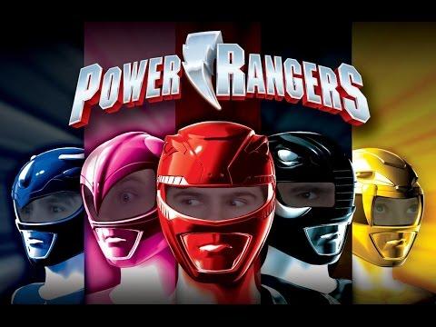 Игры самураи рейнджеры Power Rangers