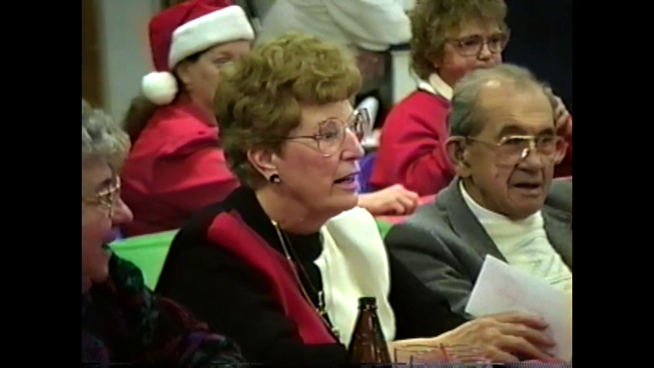 WGOH - Senior Christmas Party  12-4-94