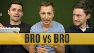 One of Saunders Says's most viewed videos: BRO VS BRO! | WHO KNOWS ME BEST???