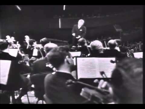 JEAN SIBELIUS  Symphony No 2 in D Major OP 43 (Finale)  LEONARD BERNSTEIN