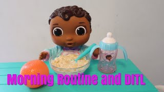 BABY CECE Morning Routine And Day In The Life