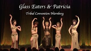 Glass Eaters and Patricia Zarnovican at Tribal Convention Nürnberg - Ouverture - Melandia - Suplex