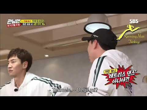 "[TR Alt Yazılı] Running Man - 447.bölüm ""IDOL Dans Koreografisi"""