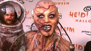 Heidi Klum's Out-of-This-World Halloween Costume: Watch and Hear All About Her Look! (Exclusive)