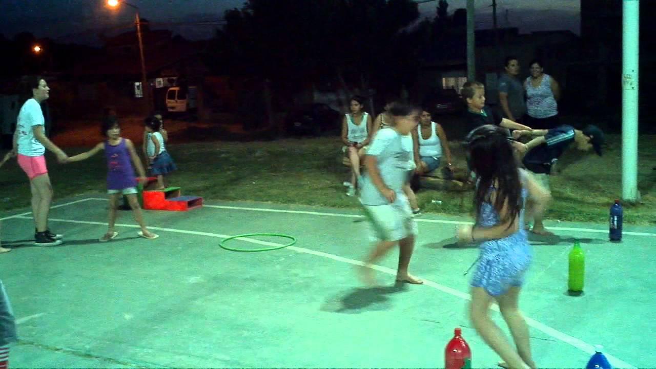 Parte 1 Tarde Recreativa Juegos Y Kermesse Grupo De Jovenes