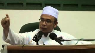 10 4 15 Kuliah Maghrib Dr MAZA Masjid Tok Guru Pulau Melaka