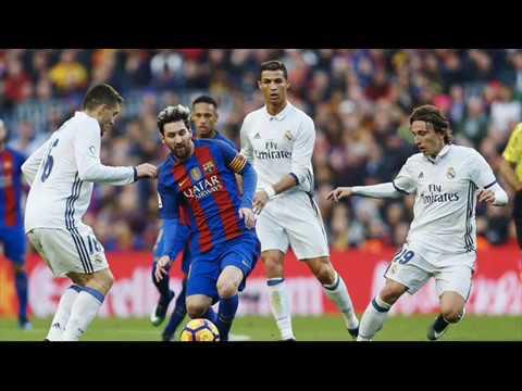 GOL DE RAMOS MINUTO 88 EMISORAS (Real Madrid 1-1 FC Barcelona)