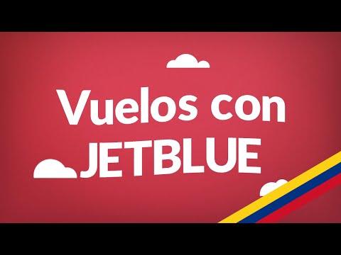 Vuelos con JetBlue | Aquí tenemos los tiquetes más baratos!