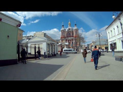 Прогулка Павелецкая - Серпуховская - Новокузнецкая