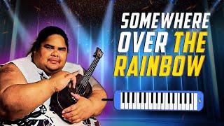 Como tocar: Over the rainbow [ MELODICA ][ TUTORIAL ][ NOTAS ]