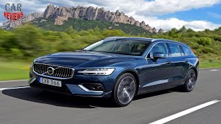 Volvo V60 Review  - Car Reviews Channel