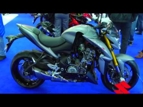 Motorcycle - All 2015 Suzuki Motorcycle models @ EICMA 2015