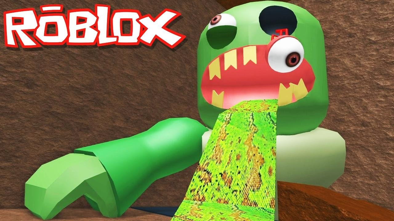 Roblox Adventures Escape The Subway Obby Escaping The Giant