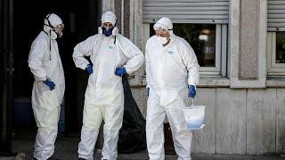 En Italia, 133 muertes en un solo día por el coronavirus y 16 millones en cuarentena
