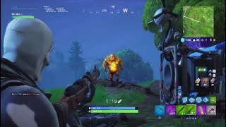 *NEW* FORTNITEMARES | WHAT HAPPENS IF YOU KILL A GOLDEN ZOMBIE?!?! | Fortnite Battle Royale