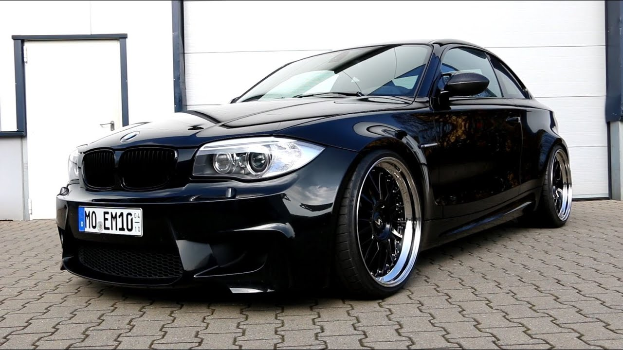 bmw 1er m coupe 440ps 700nm by ok chiptuning youtube