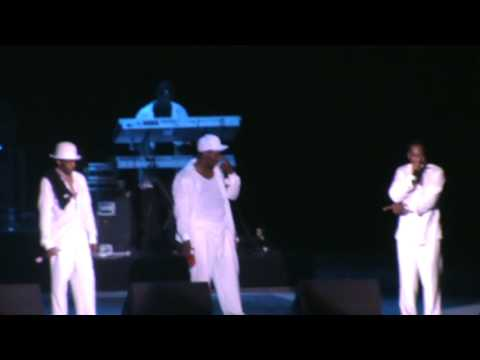 Johnny Gill, Bobby Brown, Ralph Trasvant HEADS OF STATE (VERY TOUCHING)