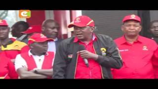 Uhuru amjibu Raila kuhusu madai ya wizi wa kura