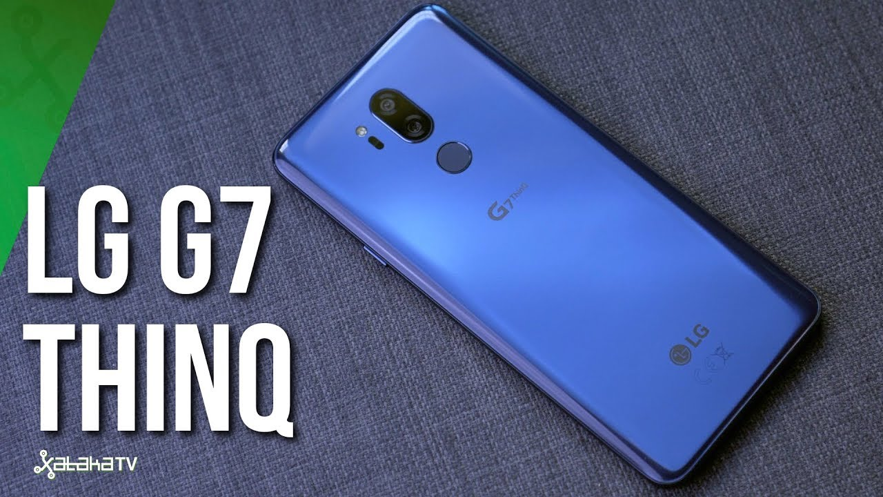 El LG G7 ThinQ comienza a actualizarse a Android 9 Pie