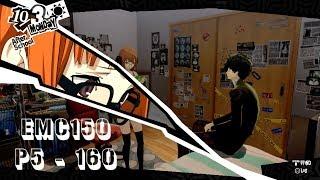 Persona 5 part 160 - More Bad Family Drama