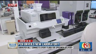 Phoenix Children's Hospital unveils state-of-the-art laboratory thumbnail