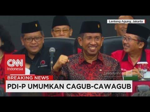 PDIP Usung Irjen Safaruddin di Pilkada Kaltim