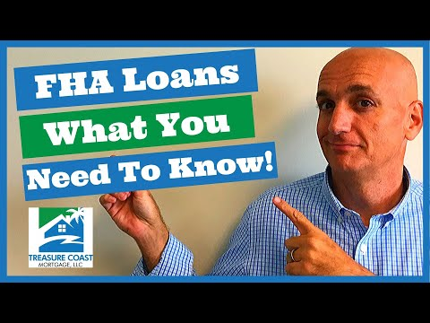FHA Loans 2019 - What You Need To Know!