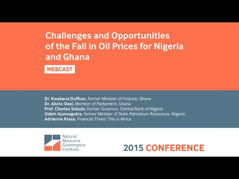 Challenges and Opportunities of the Fall in Oil Prices for Nigeria and Ghana