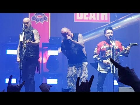 Five Finger Death Punch (5FDP) - live [fanmade] @ AFAS (Amsterdam), 15 December 2017