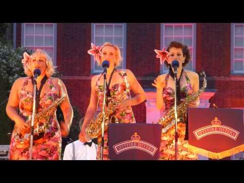 The Spitfire Sisters - Tico Tico