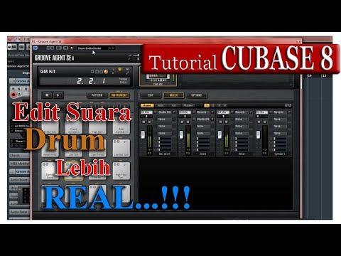 Cara Edit Suara Drum Groove Agent SE4