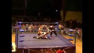Wrestling Stars Championship - Jimmy Gavroche  vs  Gianni Leone