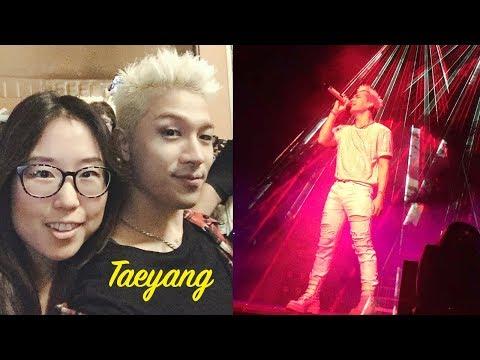 MEETING TAEYANG! ► White Night Concert in LA