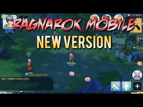 Ragnarok Mobile Versi Baru + Cara Download - Ragnarok Mobile [CN] Android MMORPG
