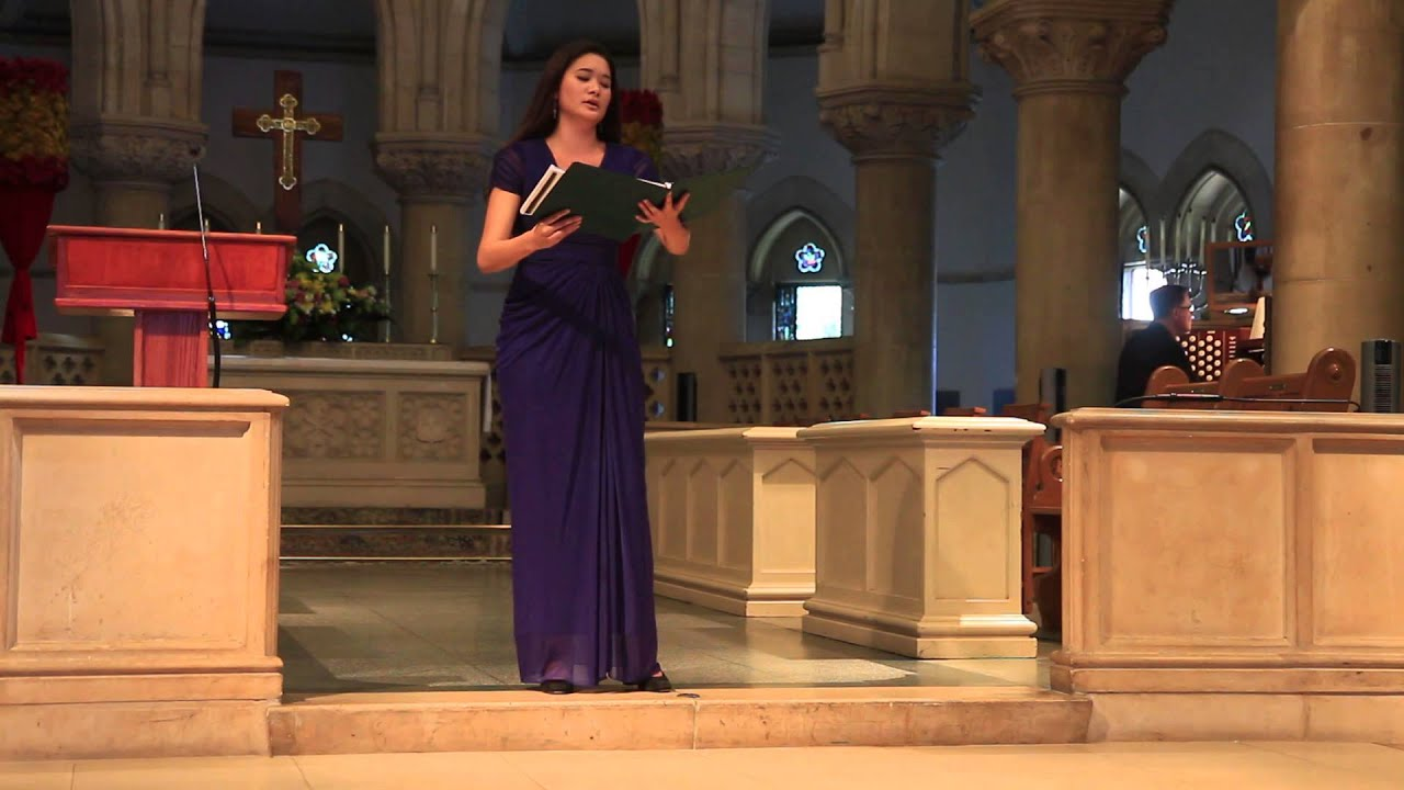 EMILY HASWELL VOICE RECITAL AT THE ST.ANDREW