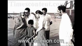 Sonia Gandhi-Rare and unseen pictures