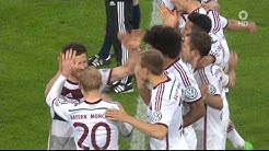 Bayer 04 Leverkusen - FC Bayern München 3:5 (n.E.) DFB-Pokal Elfmeterschießen 08/04/15 [HD]