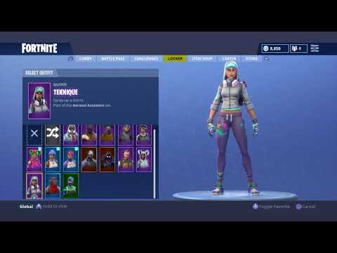My Skins Wins and Emotes