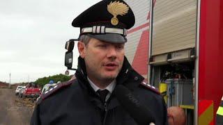 Alluvione in Sicilia, il capitano dei carabinieri: