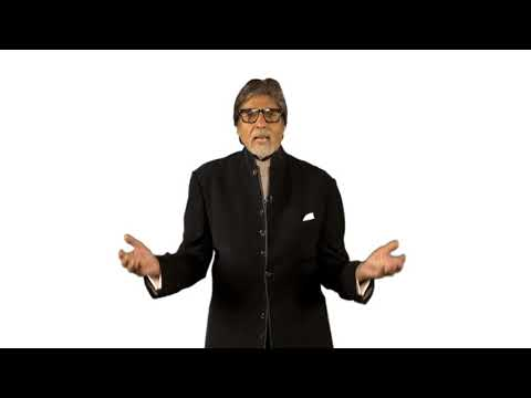 Amitabh Bachchan Anti Piracy