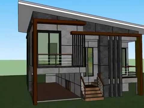 Modern house design - YouTube