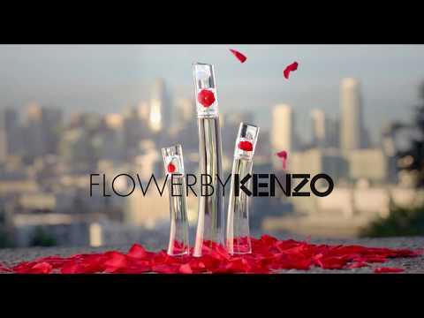 FLOWER BY KENZO, LA FUERZA DE UNA FLOR