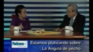 angina de pecho diabetes emilio fernandez entrevista medica