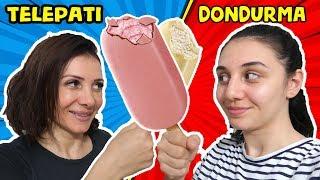 Telepati Dondurma Challenge! Magnum ile Sihirli Dondurmalar Yaptık! Bidünya Oyuncak 🦄