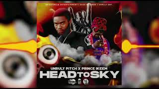 Unruly Pitch x Prince Ikeem - Head To Sky (Quada & Cuz Diss) [Audio Visualizer]