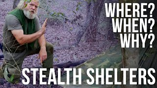 Stealth Shelters - Where, When, aฑd Why? | ON Three