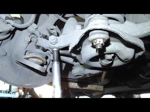 Как проверить шаровые опоры на газ 31105 видео