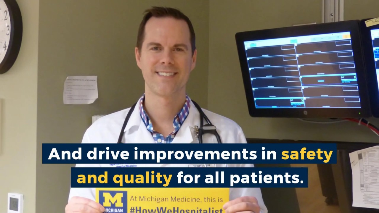 Hospitalists at Michigan Medicine #MedicalRadiology
