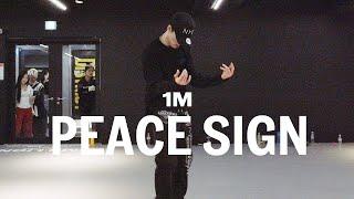 Usher x Zaytoven - Peace Sign / Youngbeen Joo Choreography