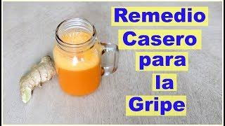 REMEDIO CASERO PARA COMBATIR LA GRIPE 😷♦ consaboraKaFé